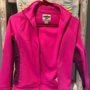 Girl's Osh Kosh jacket size 10. Hot pink. NWOT.
